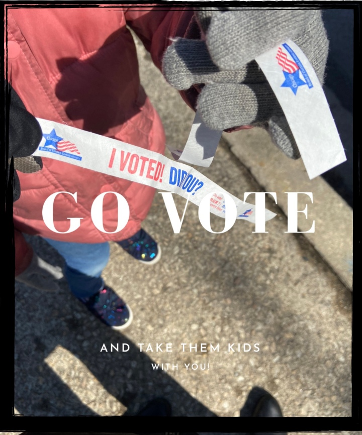 Go Vote—with Your Children!